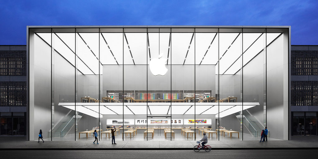 Apple Store, Hangzhou, China